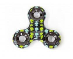 Alien Print Fidget Spinners