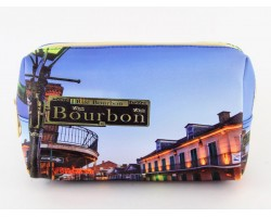 Bourbon Street New Orleans Vinyl Bag Accessory