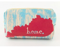 Kentucky State Map Home Vinyl Bag Accessory