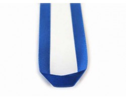 "16"" Royal Blue Satin Ribbon Necklace"