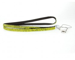 Olivine Crystal Lanyard For ID Tags or Eyeglasses