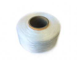 Flat Elastic Clear Stretch Cording 10,000 Ft Spool