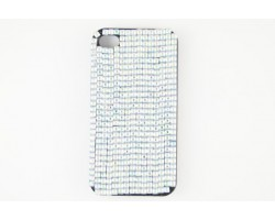 Clear AB Crystal iPhone 4 & 4s Cell Case