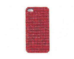 Light Siam Crystal iPhone 4 & 4s Cell Case