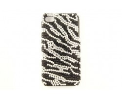 Zebra Crystal iPhone 5 Cell Case