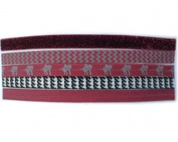 Alabama Theme Stretch Headband 30 Pieces
