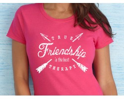 True Friendship Short Sleeve Shirt