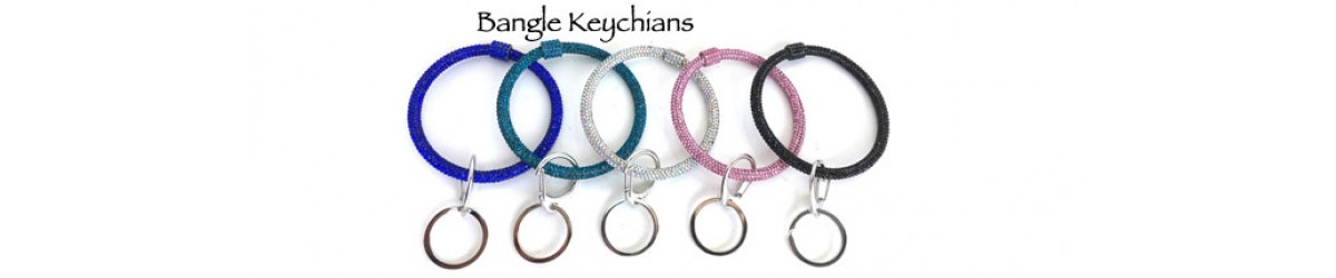 Bangle Key Chains