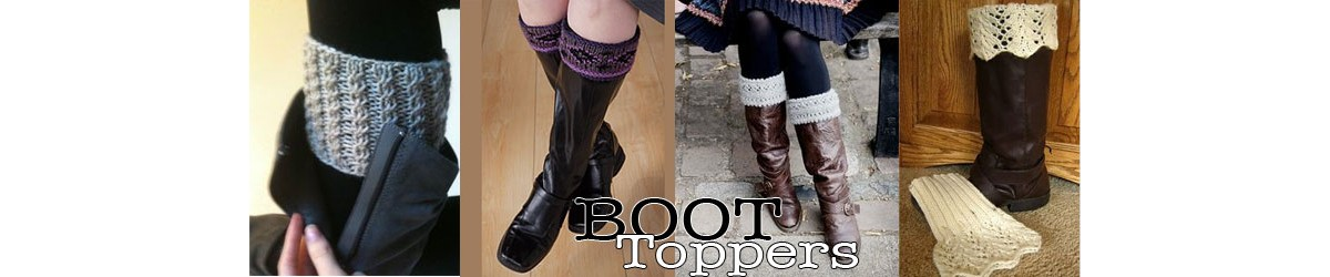 Boot Toppers