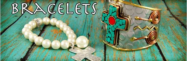 Bracelets Distressed