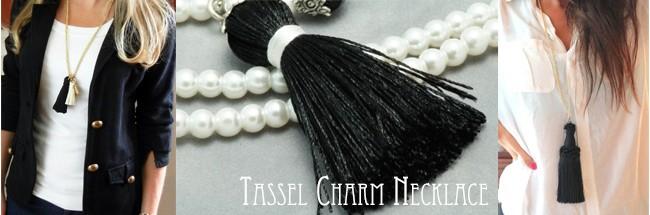 Tassel Charm