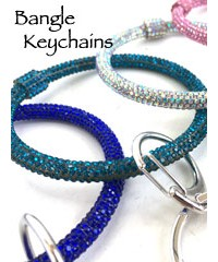 Bangle Keychains