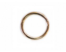 10mm Copper Plate Jump Ring