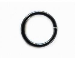 10mm Black Antique Gunmetal Jump Ring