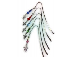 Crystal Charm Bookmarks