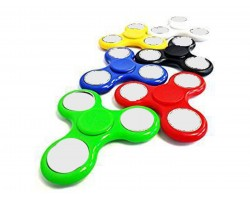 Assorted Solid Color Fidget Spinners