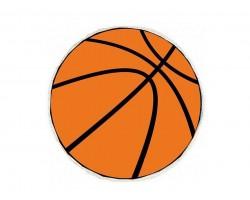 Basketball Round Beach Blanket