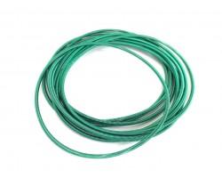 Green Guitar String Bracelet 10pc Set