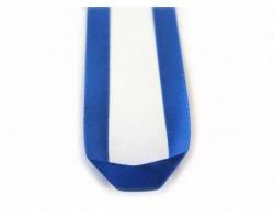 "16"" Royal Blue Satin Ribbon Necklace"