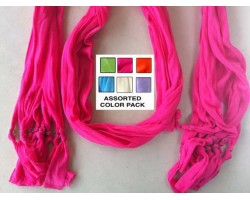 Assorted 5/ Scarf 6 Pieces