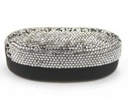 Black Diamond Fade Crystal Sun Glass Case
