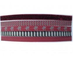 Alabama Theme Stretch Headband 30 Pieces
