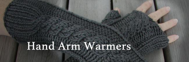 Arm Warmers Gloves