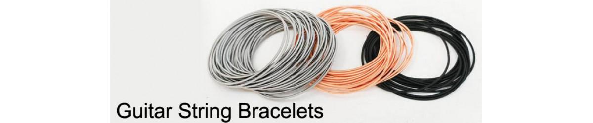 Guitar String Bracelets